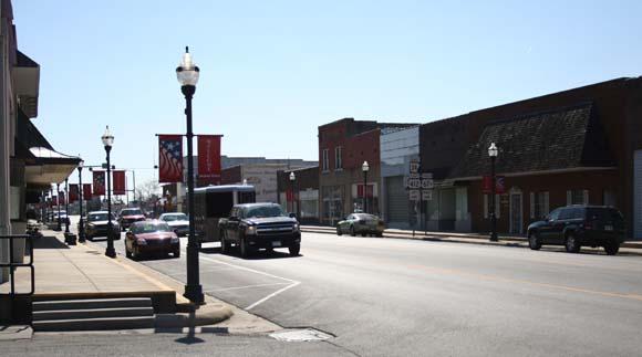 Street Department   City Of Walnut Ridge
