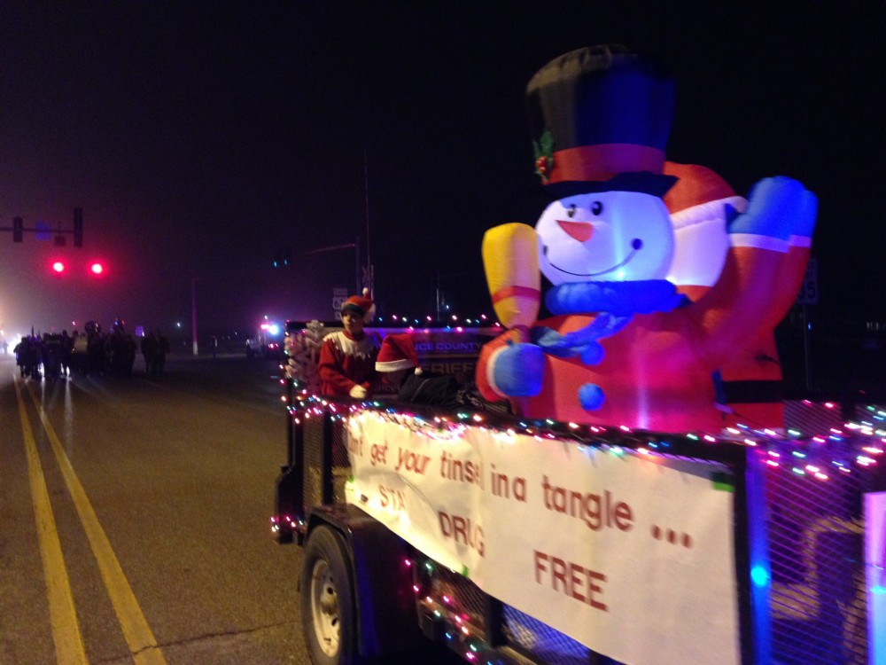 Walnut Ridge Christmas Parade