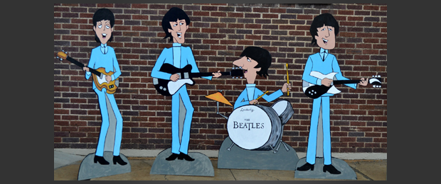 Beatles at the Ridge Music Festival