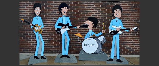 Beatles at the Ridge Music Festival